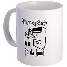 11oz mug Pharmacy tech's in da hood