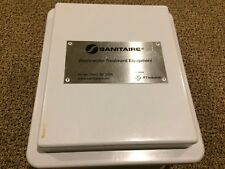 Used ITT Industries Sanitaire Wastewater Treatment Bubble Aeration Monitor Panel