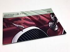 2000-2003 Jaguar S-Type Collection Accessories Brochure