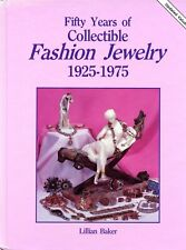 Collectible Fashion Jewelry 1925-1975 – Makers Dates Values / Illustrated Book
