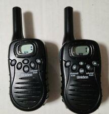 Uniden TR620-2 Set Of Two Mini Walkie-talkies