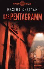 DAS PENTAGRAMM - Buch mit Maxime Chattam - WELTBILD MYSTERY THRILLER