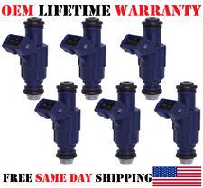 6x rebuilt OEM Bosch Fuel Injectors >Ford Explorer Sport Trac 4.0L< P#0280156029