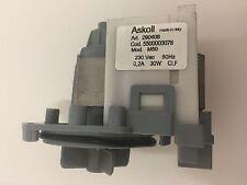 Bosch Siemens Neff Constructa Laugenpumpe Ablaufpumpe 290406 5500003078 M50