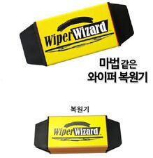 Wiper Wizard Windshield Wiper Blade Restorer Cleaner Car Repair Polishing Tool