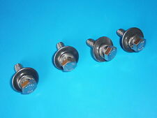 * Stainless * Boot Hinge Bolts for HQ - WB Holden & Torana LH LX 4 door SLR 5000