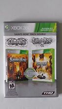 Saints Row: Double Pack (Microsoft Xbox 360, 2010)