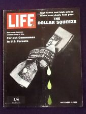 September Life News & Current Affairs Magazines