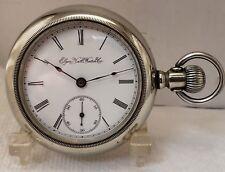 Nice Vintage 18s Elgin Pocket Watch