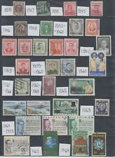 Philippines 1898 -1969 mint and used collection mostly sound