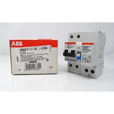 ABB DS642 P C6 DIFFERENZIALE MAGNETOTERMICO 30MA 4M 4 ,5KA EY 021 8