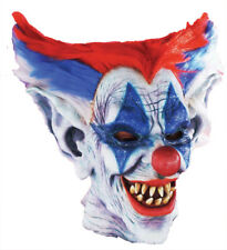 Outta Control Clown Over The Head Latex Mask Halloween Forum Novelties
