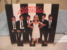 "BLONDIE PARALLEL LINES 1978 12"" ROCK LP VINYL ALBUM RECORD"