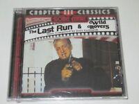 Jerry Goldsmith / the Last Run + Wild Rovers (Chapter III Rec. Cha 0135) CD