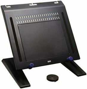 Sanwa laptop stand CR-35  4549937054466 W324*D320*H142mm SANWA CR35 Dark Gray