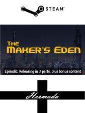 La clave de vapor Maker's Eden-para PC, Mac o Linux (el mismo día de despacho)