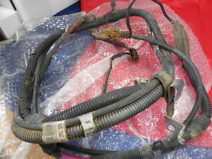 2001 F250 F350 OEM POSITIVE & NEGATIVE BATTERY CABLE FORD 6.8 EXCURSION F SERIES