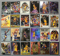 Kobe Bryant Rookie LA Lakers MVP Upper Deck Topps 2nd Year (24) Card Premium Lot