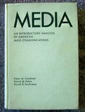 Media by David B. Sachsman, David M. Rubin, Peter M....