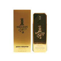 Paco Rabanne One Million 100ml para Hombre Eau de Toilette Pour Homme Spray Men