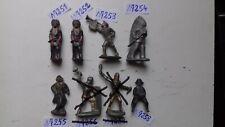 (29) soldat à l'unité au choix alu plomb métal quiralu aludo LR cofalu etc...