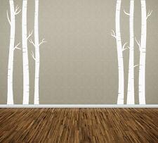 Wall Art Tree T5 Birch Vinyl Decor Decal Sticker Mural Decoration T5B