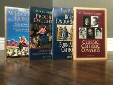 Ignatius Press LOT 4 New Catholic/Christian Books - Free Shipping!
