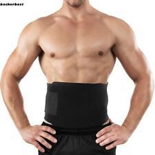 Waist Trimmer Exercise Wrap Belt Burn Fat Sweat Weight Loss Body Shaper Slimming