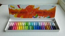 Holbein Artists' Soft Pastel 50 Color set in Paper Box S954 for Art Design etc