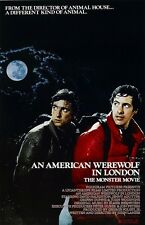 An American Werewolf In London movie poster - 11 x 17 inches - Griffin Dunne