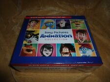 Sony Pictures Animation Collection 10-DVD + Lunchbox Gift Set (2016)