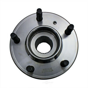 Wheel Bearing and Hub Assembly-w/o ABS Front CRS Automotive Parts NT513203