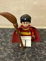 LEGO HARRY POTTER 4737 HARRY MINI FIGURE VGC