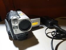 Sony Handycam CCD-TRV87 Hi8 XR Video 8 8mm Analog NTSC Camcorder