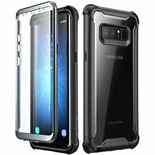 I-Blason, Samsung Cases Galaxy Note Case,Full-body Rugged Clear Bumper