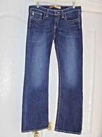 """BIG STAR """"REMY"""" Medium Wash Denim Boot Cut Jeans  Sz 31R"""