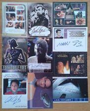 Sci-Fi TV & Movies Star Trek Trading Cards