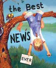 """Children's Gospel Tracts """"The Best News Ever"""" (pack of 20) FREE SHIPPING"""