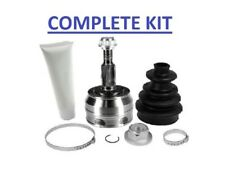 SEAT AROSA 1.4 TDi 75BHP DRIVESHAFT CV JOINT /& BOOT KIT 2000 /> 2004