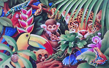 PUZZLE .JIGSAW...GAUTHIER......Jungle Animals.....300..pc...Sealed