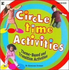 NEW Circle Time Activities (Audio CD)