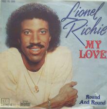 """7"""" 1983 KULT ! LIONEL RICHIE : My Love // MINT-? \"""