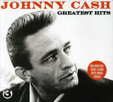 Johnny Cash GREATEST HITS Best Of 44 Songs ESSENTIAL COLLECTION New Sealed 3 CD