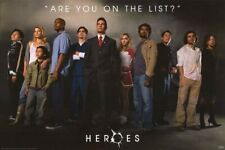 Heroes (Cast (2006) Movie Poster