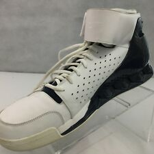 Reebok High Top Hexride ACR RBK Navy White Basketball Sneakers Sz 14 Eur 48.5