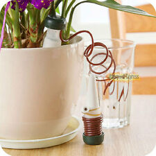 2Pcs Automatic Watering Drip Irrigation Spike Plant Flower Bonsai Indoor Garden