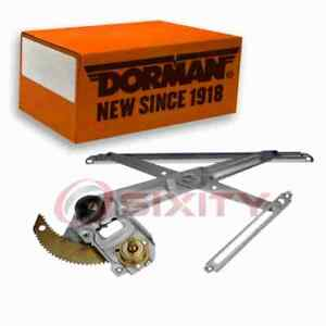 Dorman Front Left Window Regulator for 1984-1988 Toyota Pickup Body Doors  at