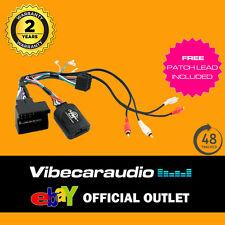 AUDI A3, A4, TT Steering Wheel Stalk Control Interface Adaptor Lead CTSAD002