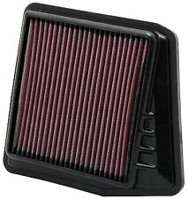 K&N Hi-Flow Performance Air Filter 33-2430 fits Honda Accord Euro 2.4 (CU)