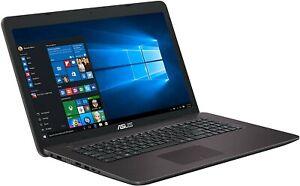 "Asus X756UX-T4187T Portatile, Display 17.3"" Full HD, Intel i5-7200UP, RAM 8 GB"